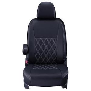 ■シート名:Clazzio DIA ■シートカラー:ブラック×ホワイトステッチ  【適合車種】 ■型...