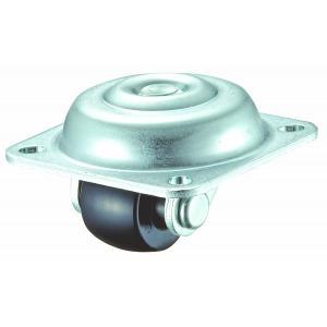 ユーエイキャスター:Hシリーズ HGL型 自在キャスター 強化ナイロン車 車輪径 Φ32 HGL-32GNB|cocoterrace