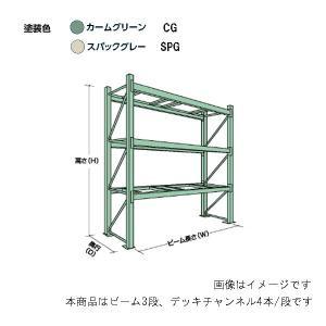 【新作入荷!!】山金工業:YamaTec パレットラック 20K362510-3SPG