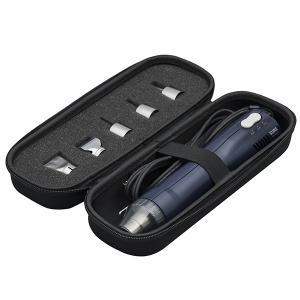 携帯、収納しやすい小型ストレートボディで道具箱やバッグの隙間に収納できます。 小型でも十分な熱量があ...