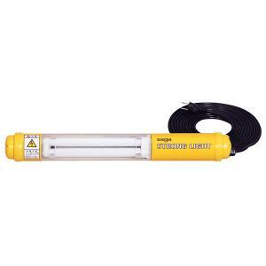 さまざまな環境・条件のもとで補助照明として最適! 作業を安全・確実に! インバーター方式で電源ソケッ...