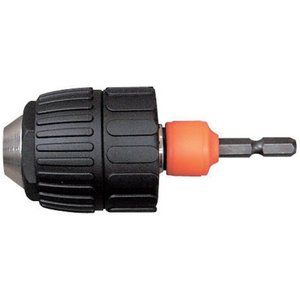 TRUSCO キーレスドリルチャック 0.8〜10.0mm(1個) TKC170 2997371