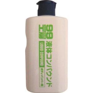 ソフト99 液体コンパウンド(1個) 09024 4757351 cocoterrace