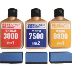 ソフト99 液体コンパウンドトライアルセット(1S) 09193 4757491 cocoterrace
