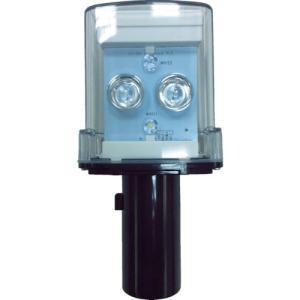 特長 □同期点滅式工事灯です。 □拡散レンズを採用し、斜めからでも見え易く、注意喚起を促します。 □...