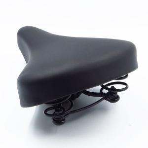 アサヒサイクル:サドル 一般車用 ブラック GR3602 BK+POP