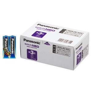 パナソニック:エボルタNEO オフィス電池 単3/40本 LR6NJN/40S