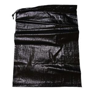 モリリン:耐候性黒土のう袋25枚 約48cmx62cm 工事現場 土嚢 フレコン 災害 暴雨 豪雨 ...