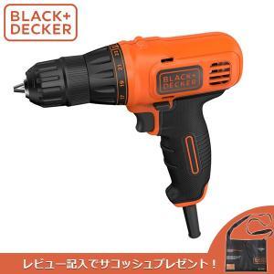 (あすつく)BLACK+DECKER(ブラックアンドデッカー):スマートドリルドライバー KR112...