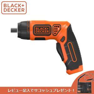 (あすつく)BLACK+DECKER(ブラックアンドデッカー):3.6VLEDツイストドライバー P...