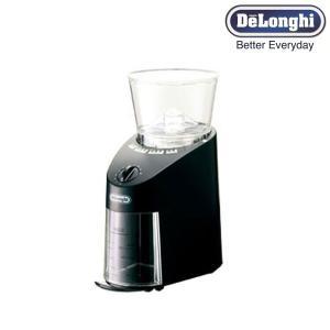(代引不可)デロンギ:コーン式コーヒーグラインダー KG364J