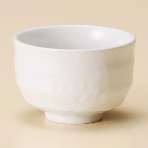 和食器 越後白野点碗 抹茶碗  おうち 鉢 茶道 練習 うつわ 陶器 お茶 いっぷく おしゃれ 軽井...