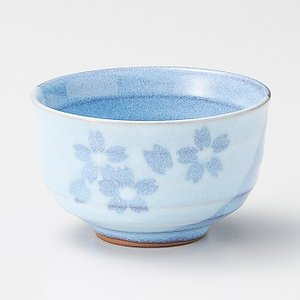 和食器 土物均窯花しずく反千茶 湯飲み お茶 緑茶 おうち うつわ 陶器