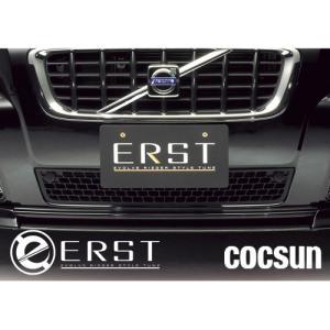 ボルボ V70 BB型 2008〜2013年 センターフラップカーボンタイプ ERST エアスト|cocsunyss