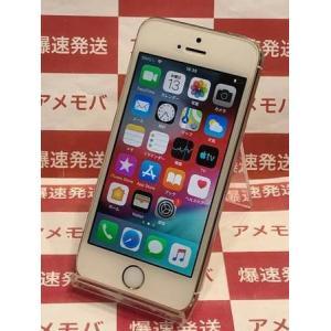 iPhone5S 16GB Apple版SIMフリー ゴールド バッテリー87% 中古