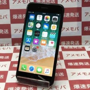 爆速発送 iPhone7 128GB SIMフリー マットブラック バッテリー85% 中古