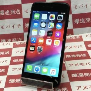 爆速発送 iPhone7 32GB SIMフリー マットブラック 中古