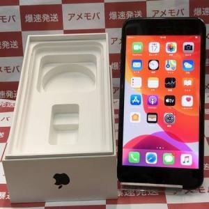 爆速発送 iPhone7 Plus 128GB SIMフリー マットブラック バッテリー89% 中古