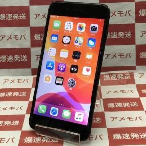 iPhone7 Plus 128GB SIMフリー マットブラック バッテリー100% 中古
