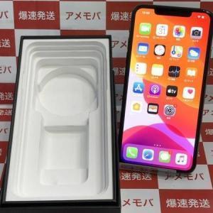 iPhone11 Pro Max 256GB au版SIMフリー スペースグレイ 中古