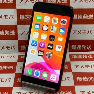 iPhone8 64GB Softbank版SIMフリー レッド バッテリー88% 中古
