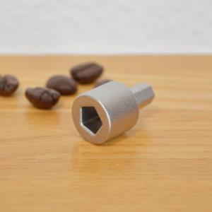 ドリルドライバー用 コーヒーミルアダプター 五角穴 CMAD-P1