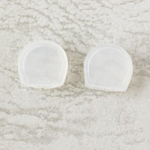 板バネイヤリング金具用パット Sサイズ 2個|coeur