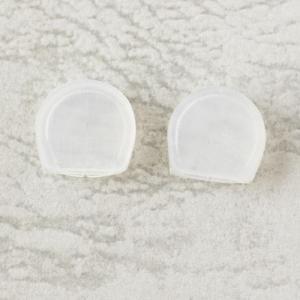 板バネイヤリング金具用パット Lサイズ 2個|coeur