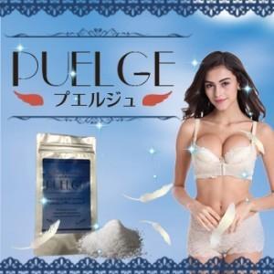 PUELGE(プエルジュ) バストケアドリンク メール便送料無料 coeurdange
