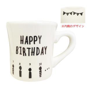 バースデープレゼント マグカップ キャンドル 誕生日プレゼント|coeurfacteur