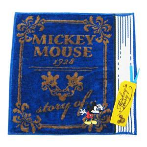 ミッキー ミニタオル(ハンカチタオル) ディズニー ブックス ミッキーマウス|coeurfacteur