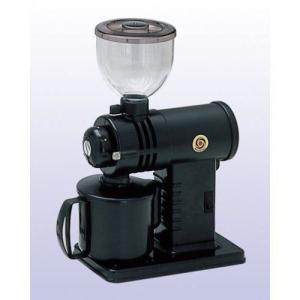 コーヒーミル 業務用 電動 送料無料 富士珈機 フジロイヤル みるっこDX  R-220型 ブラック スタンダード (電動コーヒーミル)|coffee-beans