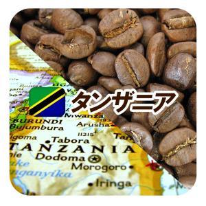 コーヒー豆 人気 タンザニア・AA(キリマンジャロ) 浅煎り...