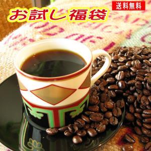 コーヒー豆 お試し 珈琲豆 福袋 楽天ランキング第1位入賞 感動コーヒー 福 袋 ブラジル120g....