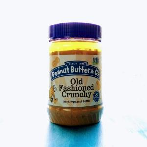 Peanut Butter & Co オールドファッション クランチー ピーナッツバター|coffeemeetsbagels