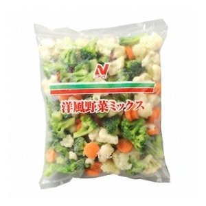 UCC業務用 ニチレイ 洋風野菜ミックス 1kg 12コ入り(冷凍) 野菜 食材