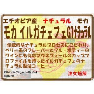 モカ イルガチャフィG1・ナチュラル 200g|coffeesaikoubou