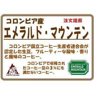 エメラルド・マウンテン 200g|coffeesaikoubou