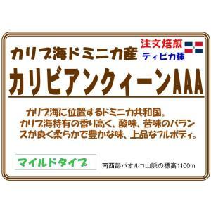 ドミニカ カリビアンクィーン 200g|coffeesaikoubou