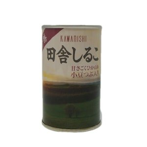 北海道十勝産小豆使用 十勝しぐれ 十勝田舎しるこ 170g×24缶