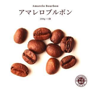コーヒー豆 アマレロ ブルボン 200g × 1袋 | ブラジル コーヒー 珈琲 自家焙煎 こだわり 生豆 粉 マイルド プレミアム 香り 焙煎 挽きたて 本格 贅沢|coffeeyabu
