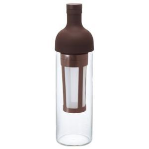 【水出し珈琲】フィルターインコーヒーボトル(FIC-70-CBR) coffeeyabu