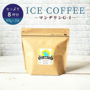 水出し アイスコーヒー パック ブラジルショコラ ブラジル マンデリン 60g×2袋|coffeeyabu