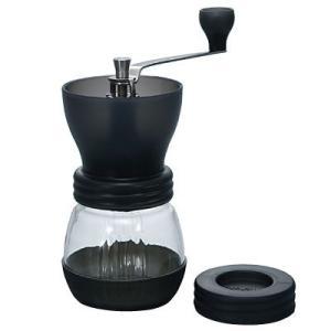 【ハリオ・洗えるミル】セラミックコーヒーミル・スケルトン/MSCS-2TB coffeeyabu