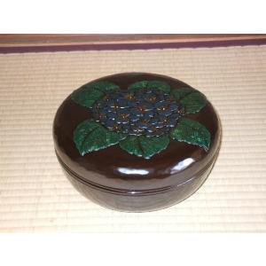鎌倉彫 食籠