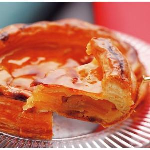 「りんごの街」北海道七飯町特産のりんごがたくさん入ったアップルパイ。 りんごの爽やかな酸味と歯触りを...