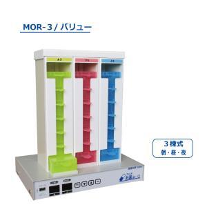 服薬管理ROBO『コッくんお薬よ〜』 3棟式(朝・昼・夜タイプ) cokkun
