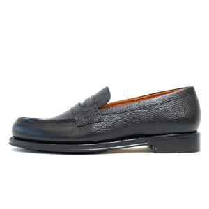ジャランスリウァヤ レザーシューズ メンズ ローファー 革靴 スコッチグレインレザー ラスト1804...