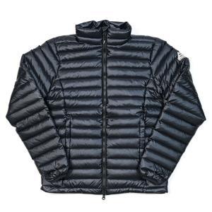 PERENEX(ピレネックス) ライトダウンジャケット メンズ インナーダウン ブラック HMO062|coldbeck