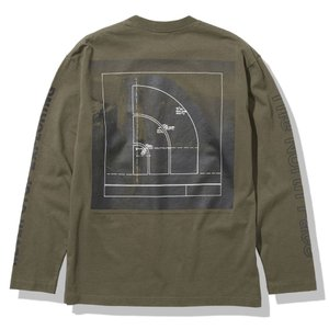 THE NORTH FACE(ザノースフェイス) ロングスリーブグラフィックティー メンズ アウトドア 長袖Tシャツ 撥水 NT32042|coldbeck